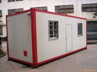 Sell 20ft container house