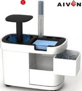Wholesale clip dispenser: Aiven Latest Desktop Storage