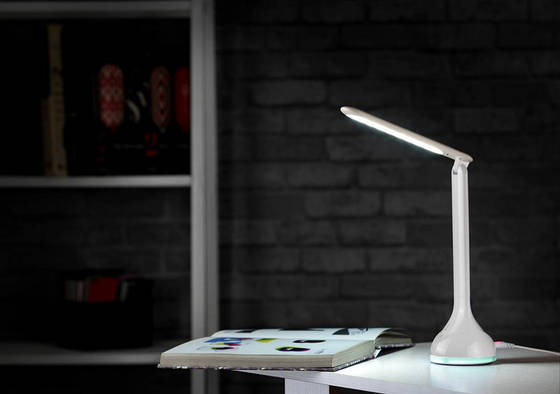 led desk lamp: Sell Minimal LED Table Lamp with Colorful Base