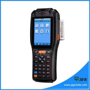 Wholesale pda: IP65 Android 1D Laser Barcode Scanner PDA with Wifi,3G,Rfid Reader