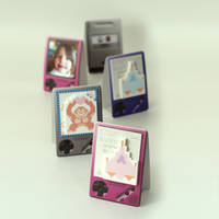 Sell [Memo pad / Sticky notes / Miniature] Mini at GAME