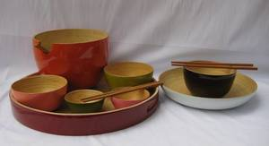 Wholesale Bamboo Products: Bamboo Bowl