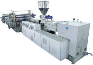 Wholesale transparent pvc sheet: PVC Transparent Sheet Extrusion  Line(Extrusion Equipment Producer,Manufacturer,Wholesaler)