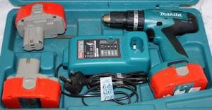 Wholesale v: Makita 8391DWPE 18V Combi Cordless Drill Electric Power Tool