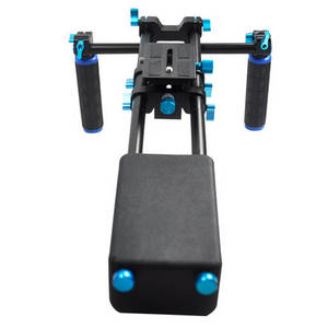 Wholesale camera rig: Factory Supply YELANGU Photographic Shoulder Rig for DSLR Video Camera and Camcorder