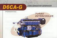 Sell Diesel engines for generator uses from HYUNDAI MOTOR COMPANY (HMC)