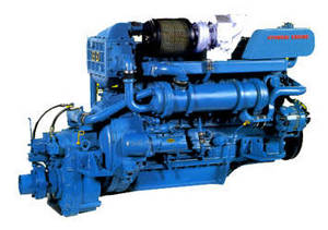 Wholesale Fishing Vessel: HYUNDAI MARINE PROPUSION INBOARD DIESEL ENGINES