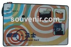 Wholesale passport wallet: Wallet Alarm Card