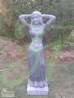 Stone Figure Sculpture