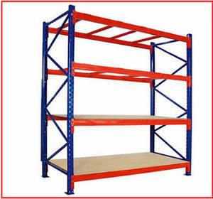 Wholesale industrial storage racks: Medium Duty Shelves for Industrial Warehouse Storage Rack