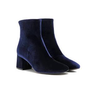 Wholesale Boots: Sachetto Ankle Boots Rich Black
