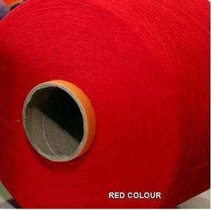 Wholesale regenerated cotton: Polyester Yarn
