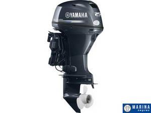 Wholesale outboard motor: 2016 Yamaha T25LA High Thrust Outboard Motor