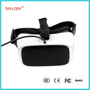 Wholesale 3d game: 3D Virtual Reality Headset for 3D Movies and Games