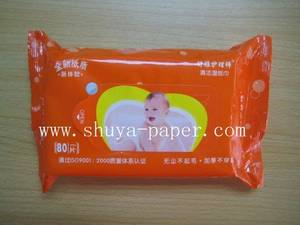 Wholesale disposable wipes: Baby's Disposable Soft Wet Wipes