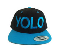 Sell Vintage YOLO (You Only Live Once) Snapback Hats