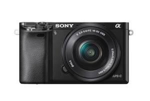 Wholesale sony 32gb: Sony ILCE-6000LB Alpha A6000 Mirrorless Digital Camera (Black) Bundle with Sony E 55-210mm F4.5-6.3