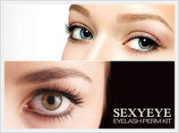 Sexy Eye [Self-perm of Eyelashes]