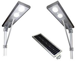Wholesale auto sensor: Integrated Solar Auto-sensing Motion Sensor All in One LED Street Light
