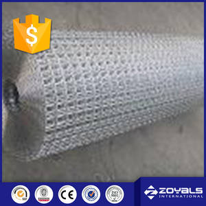 Wholesale Wire Mesh: Galvanized Welded Wire Fence From Factory in Anping ,China