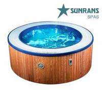 sell beautiful round shape outdoor spa jacuzzi whirlpool. Black Bedroom Furniture Sets. Home Design Ideas