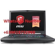Wholesale laptop: MSI Computer GT80 Titan SLI-071 18.4-Inch Laptop