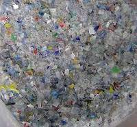 PET Bottle Flakes