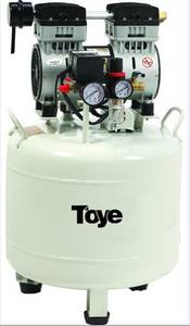 Wholesale Dental Air Compressor: Silent Oilless Portable Dental Air Compressor 850W Work for 2 Dental Chairs