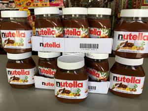 Wholesale chocolate cream: NUTELLA 350g Jar Chocolate Cream
