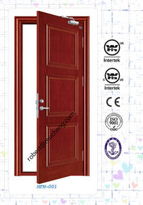 Wholesale steel door: China Manufacture Fire Resistance WH Listed Steel Fire Rated Door
