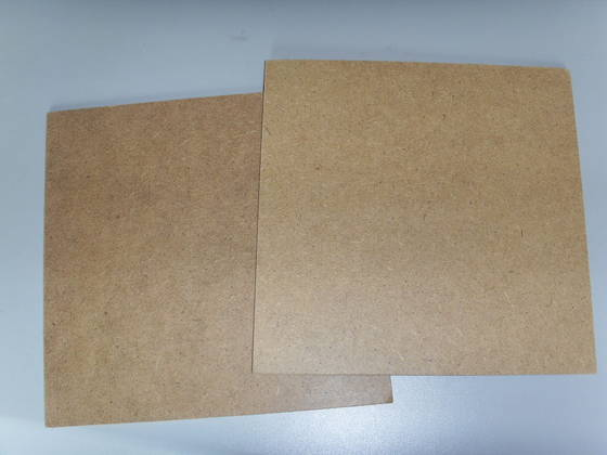 Mdf production line thin board id product