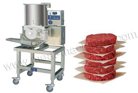 mold maker: Sell Automatic Meat Patty Machine