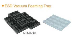 Wholesale Plastic Vacuum Forming Machinery: ESD Vacuum Foaming Tray