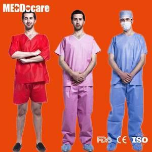 Wholesale cotton bedding comforter sets: Disposable Hospital Dental Clinic Nursing Scrub Suits for Nurses Women