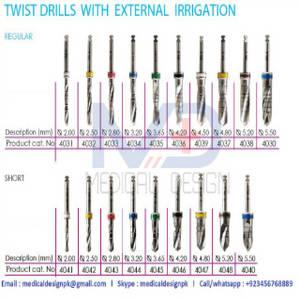 Wholesale straight tweezer: Dental Implant Drills Manufacturer