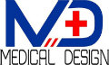 Medical Design Company Logo
