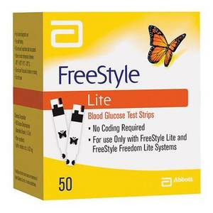 Wholesale test strips: Freestyle Lite Test Strip 50ct