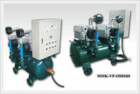 Medical Vacuum Pump System -Oil Sealed& Oil Free Dry Type
