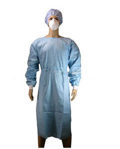 Wholesale sterilizer: Waterproof Disposable PP Isolation Surgical Gowns for Hospital,Medical,Dental Use,Sterile,CE/ISO