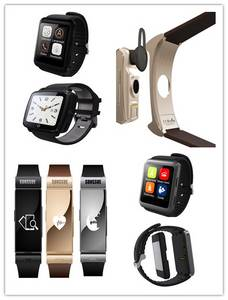 Wholesale watches: China Smart Watch for Android and IOS Phones