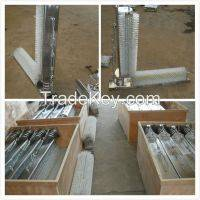 Wholesale brew wine: Stainless Steel Rotary Double Cow CATTLE BRUSH for Milking Machine