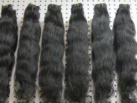 Wholesale tape: Quality Brazilian Curly Remy Hair Ombre Human Hair Weft