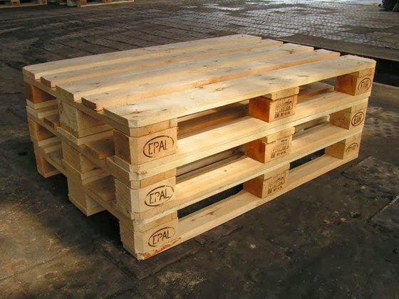 Euro 4way Euro Wood Pallets for Sale(id:10158353). Buy ...