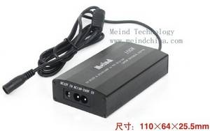 Wholesale notebook charger: Universal Laptop Adapter Adaptor AC M505A for Netbook Notebook USB Power Supply Charger