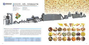 Wholesale rice snack: Marshall/Jam Center/Leisure Food Processing Line