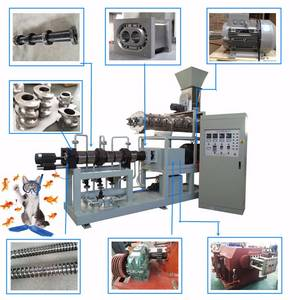 Wholesale dog food: Full Automatic Dry Dog Food Machinery