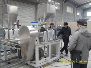 Wholesale snack food machine: Niknak Corn Kurkure Snack Food Making Machine