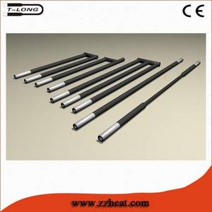 Wholesale sic heating element: [T-long] Various SiC, MoSiC Heating Element