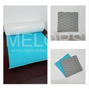 Wholesale foam pad: Melors Color Customized EVA Foam Non-odor Deck Pad for Kiteboard