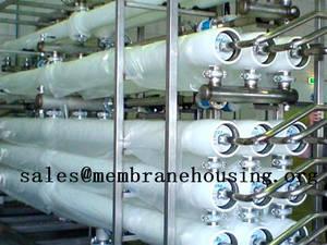 Wholesale sea water desalination system: 8 Inch Ultrafiltration FRP Membrane Housing